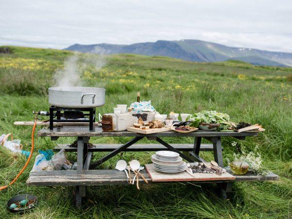 Matarauður Íslands Ljósmynd Jessica Vogelsang