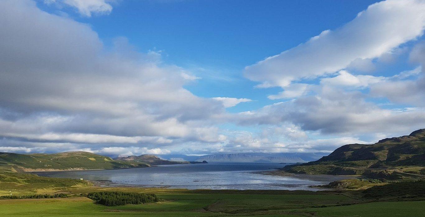 Mjóifjörður á Vestfjörðum