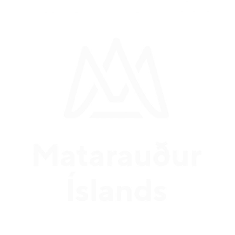 Mataraudur Islands negative vertical