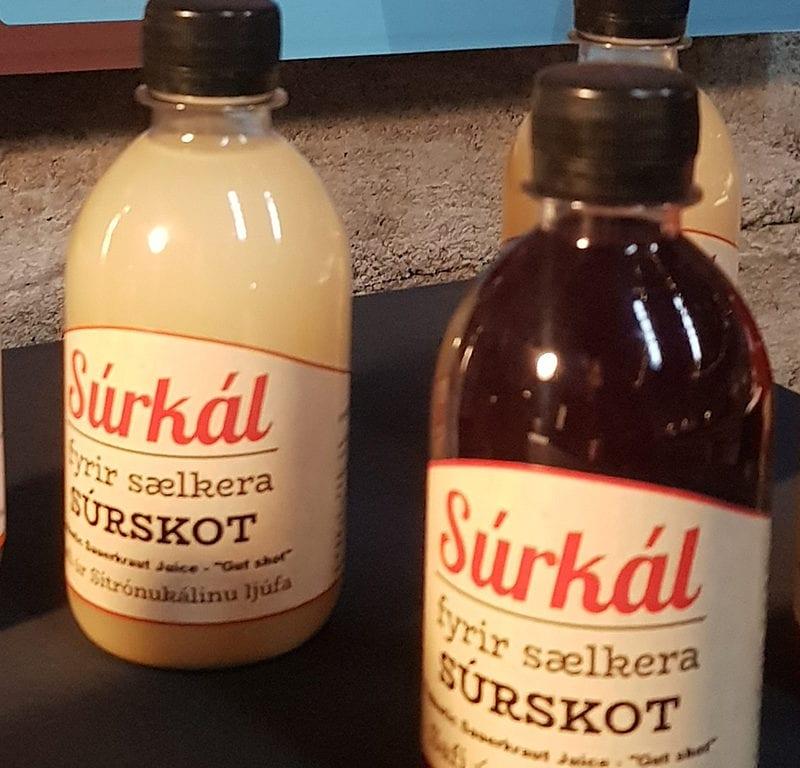 Nýsköpun drykkir Íslandsmeistarakeppni í matarhandverki